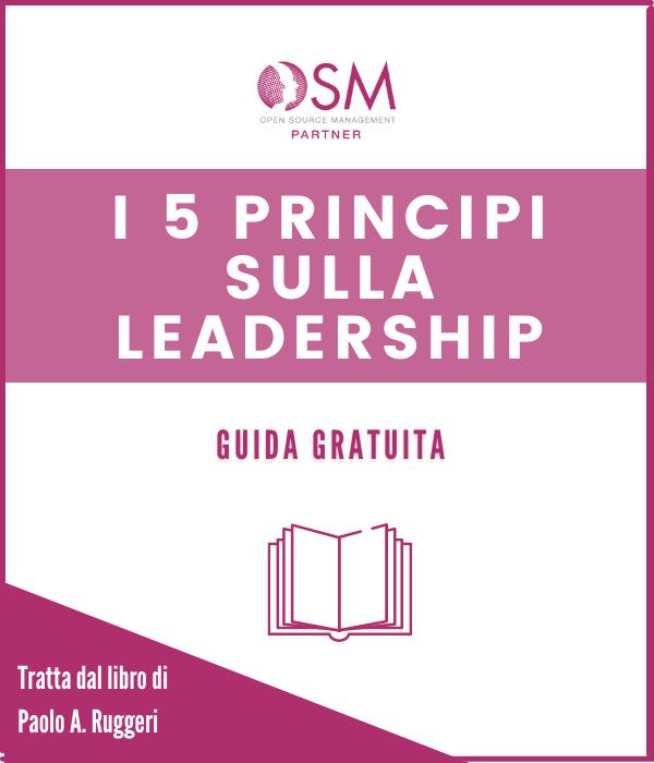 I 5 principi sulla Leadership